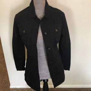 """LulaRoe """"Jaxon"""" Jean jacket"""